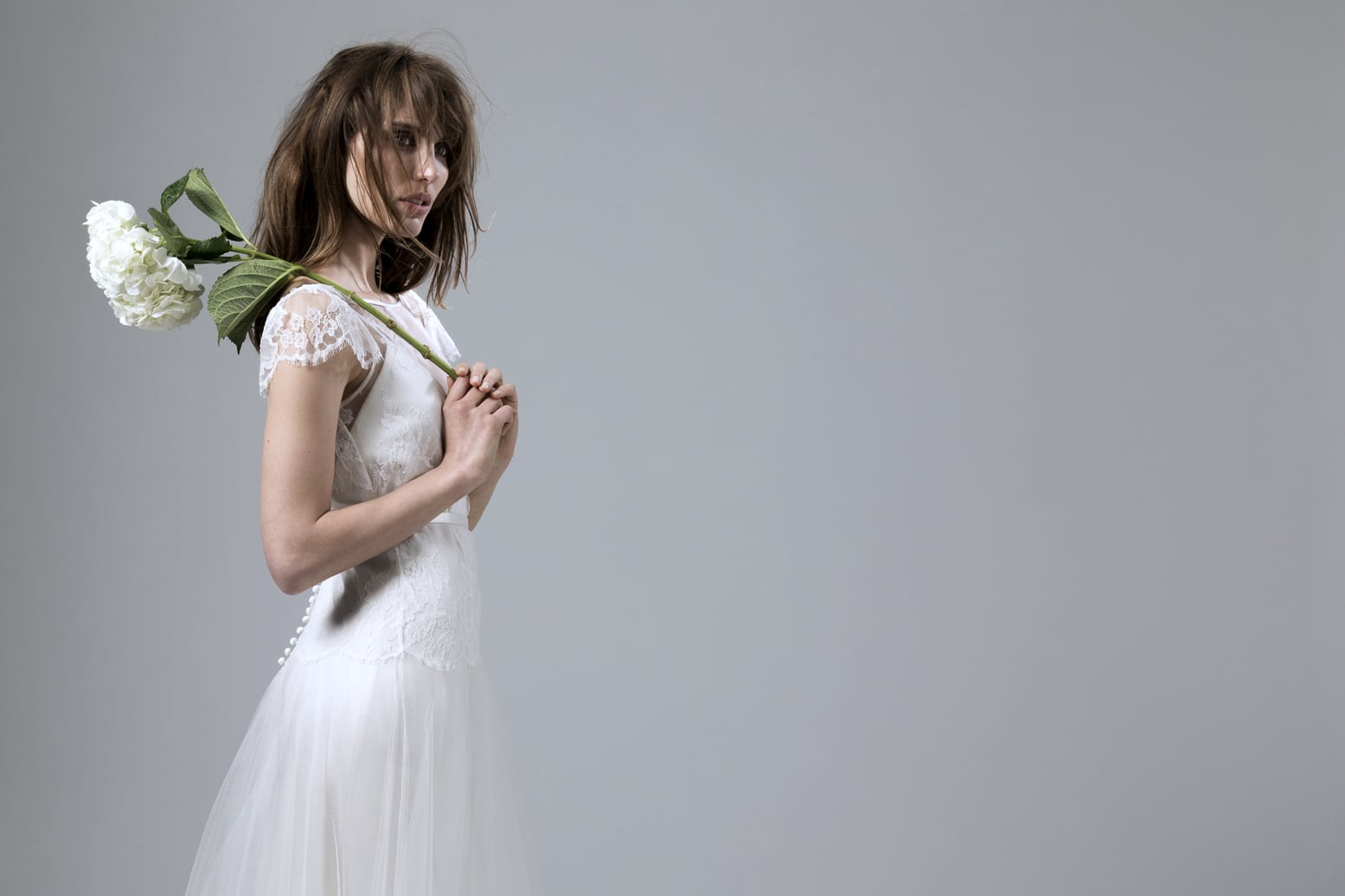 Halfpenny London Bridal collection for modern minded brides | Knot & Pop